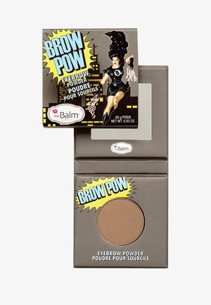 BROW POW EYEBROW POWDER - Eyebrow powder - blonde