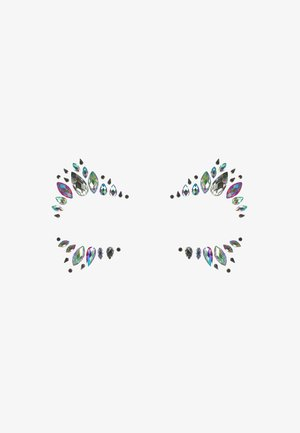 ALL IN ONE FACE JEWEL - Glitter & jewels - iridescent candy kiss
