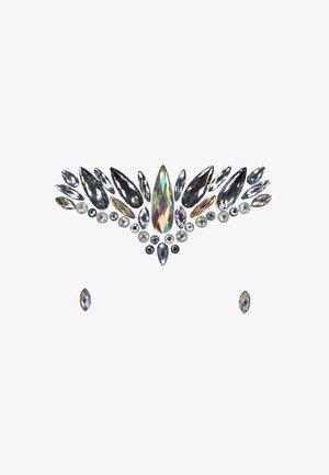 ALL IN ONE FACE JEWEL - Glitter & jewels - unicorn crown