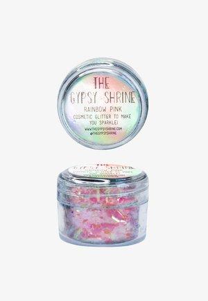 GLITTER POT 10G - Makeup accessory - rainbow pink
