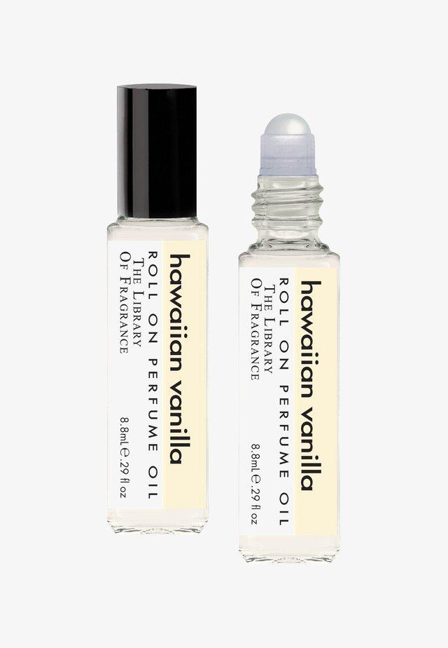 ROLL ON PERFUME OIL - Eau de Parfum - hawaiian vanilla