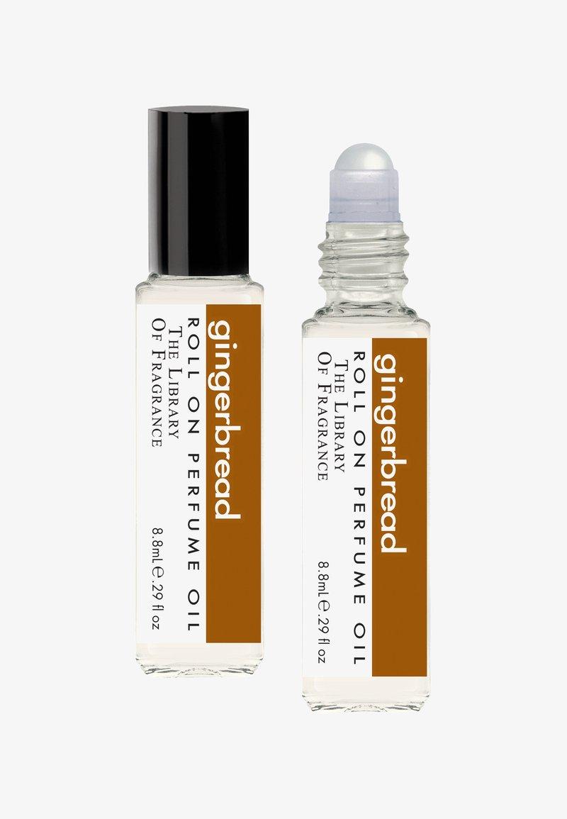The Library of Fragrance - ROLL ON PERFUME OIL - Eau de parfum - gingerbread