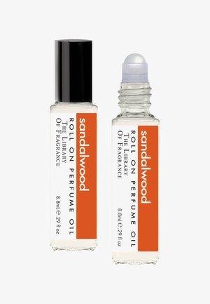 ROLL ON PERFUME OIL - Eau de Parfum - sandalwood
