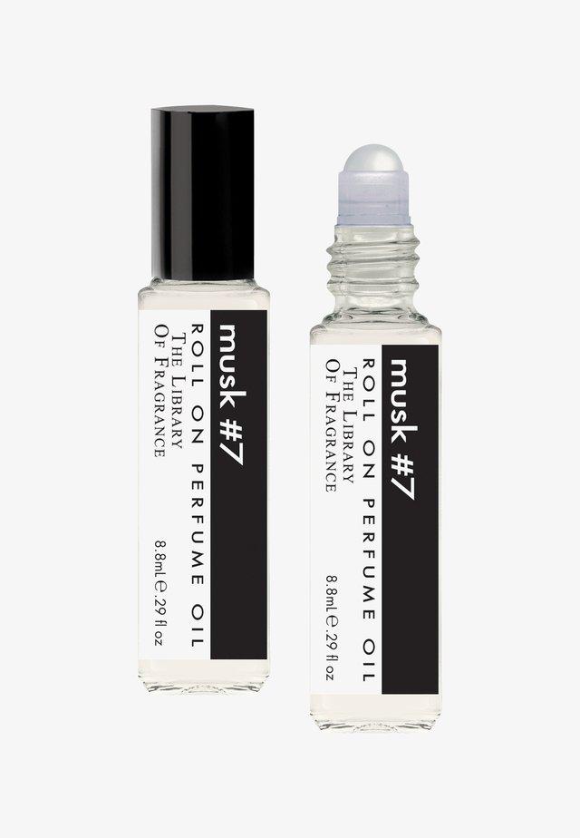 ROLL ON PERFUME  - Eau de Parfum - musk #7