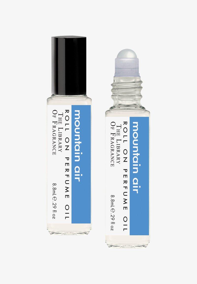 The Library of Fragrance - ROLL ON PERFUME OIL - Eau de parfum - mountain air