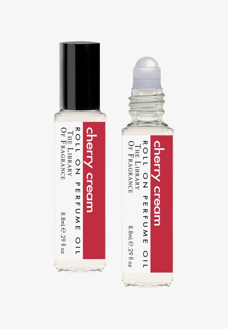 The Library of Fragrance - ROLL ON PERFUME OIL - Eau de parfum - cherry cream