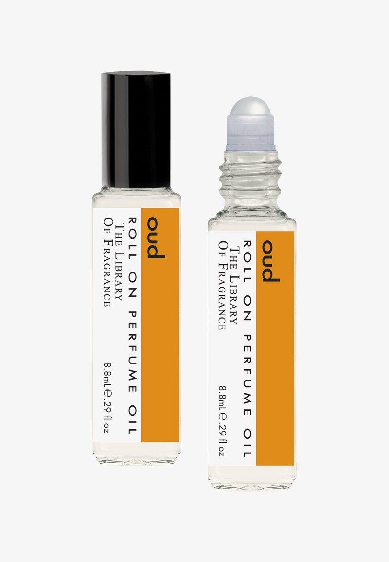 The Library of Fragrance - ROLL ON PERFUME OIL - Eau de parfum - oud