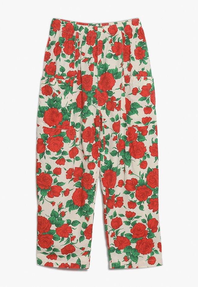 BABOON PANTS - Trousers - nude
