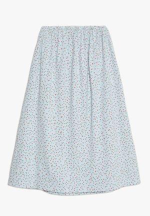LADYBUG KIDS SKIRT - Maxi skirt - blue