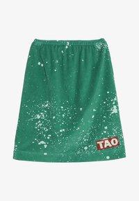 THE ANIMALS OBSERVATORY - KITTEN SKIRT - A-line skirt - green - 2