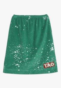THE ANIMALS OBSERVATORY - KITTEN SKIRT - A-line skirt - green - 0