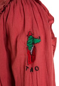THE ANIMALS OBSERVATORY - DRESSES HUMMINGBIRD - Skjortekjole - red - 3
