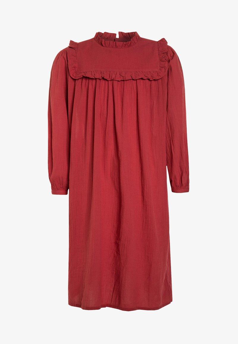 THE ANIMALS OBSERVATORY - DRESSES HUMMINGBIRD - Skjortekjole - red