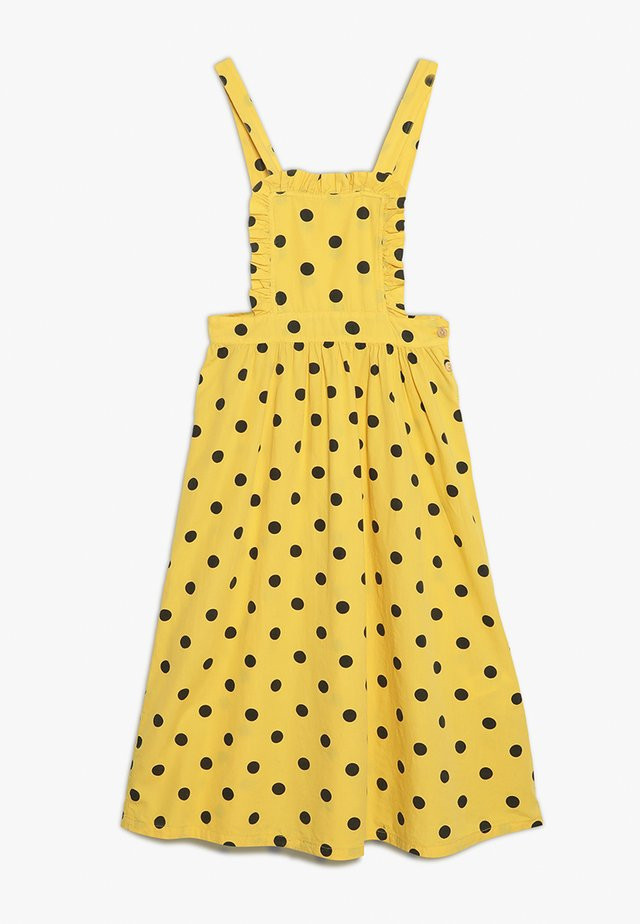 COW DRESS - Hverdagskjoler - yellow