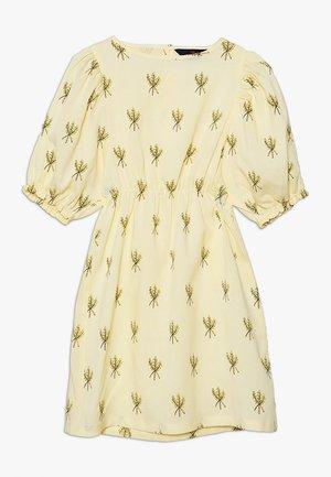 SWALLOW KIDS DRESS - Day dress - yellow