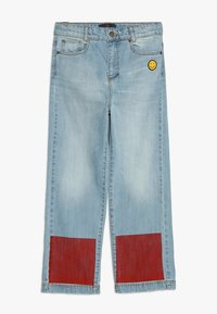 THE ANIMALS OBSERVATORY - ANT KIDS PANTS - Jeans Relaxed Fit - indigo color - 0