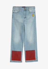 THE ANIMALS OBSERVATORY - ANT KIDS PANTS - Jeans Relaxed Fit - indigo color - 4