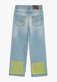 THE ANIMALS OBSERVATORY - ANT KIDS PANTS - Jeans Relaxed Fit - indigo color - 1