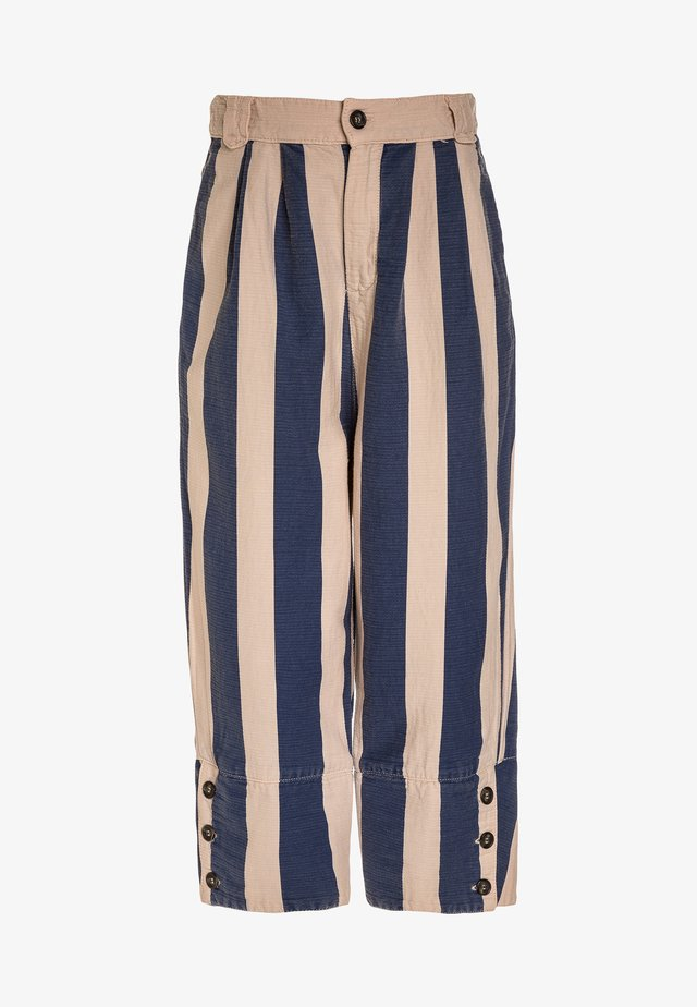 ELEPHANT KIDS PANTS STRIPES - Kalhoty - rose/blue