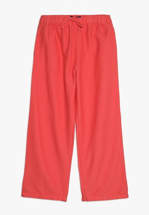 ANTELOPE KIDS PANTS - Bukser - red