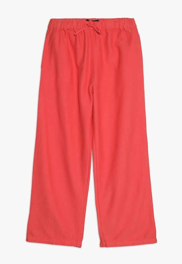 ANTELOPE KIDS PANTS - Pantaloni - red