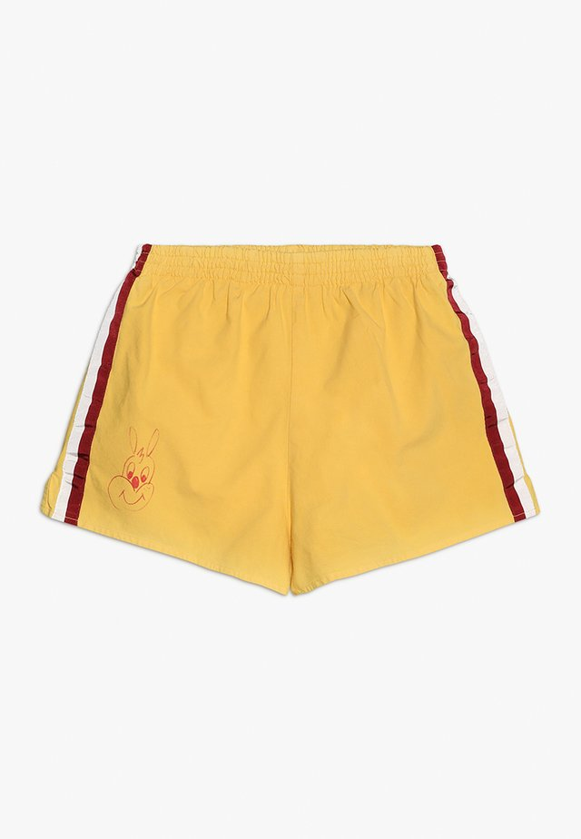 SPIDER KIDS - Shorts - yellow