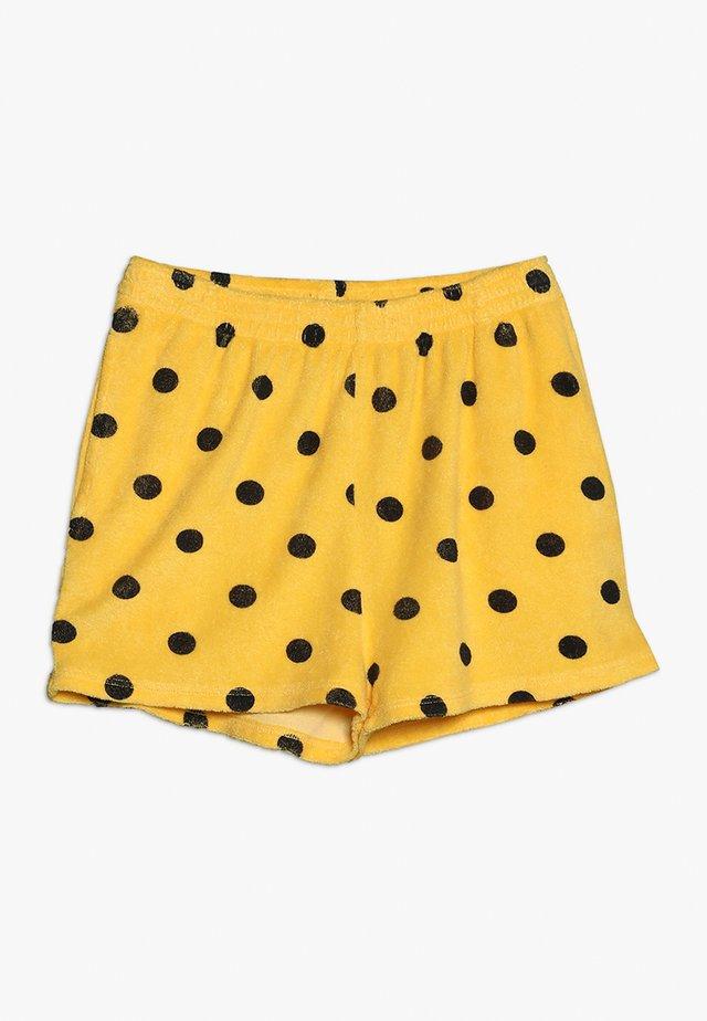 POODLE KIDS - Shorts - yellow
