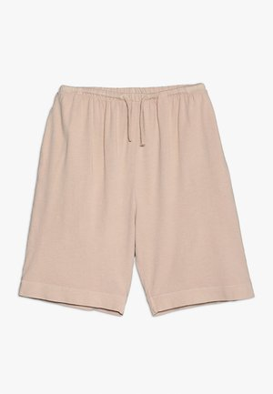 MOLE KIDS BERMUDAS - Tracksuit bottoms - toasted almond