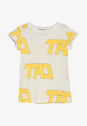 HIPPO KIDS  - Print T-shirt - white