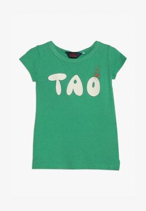 HIPPO KIDS - Print T-shirt - green tao