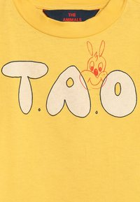 THE ANIMALS OBSERVATORY - ROOSTER BABIES TAO BABY - Print T-shirt - yellow - 2