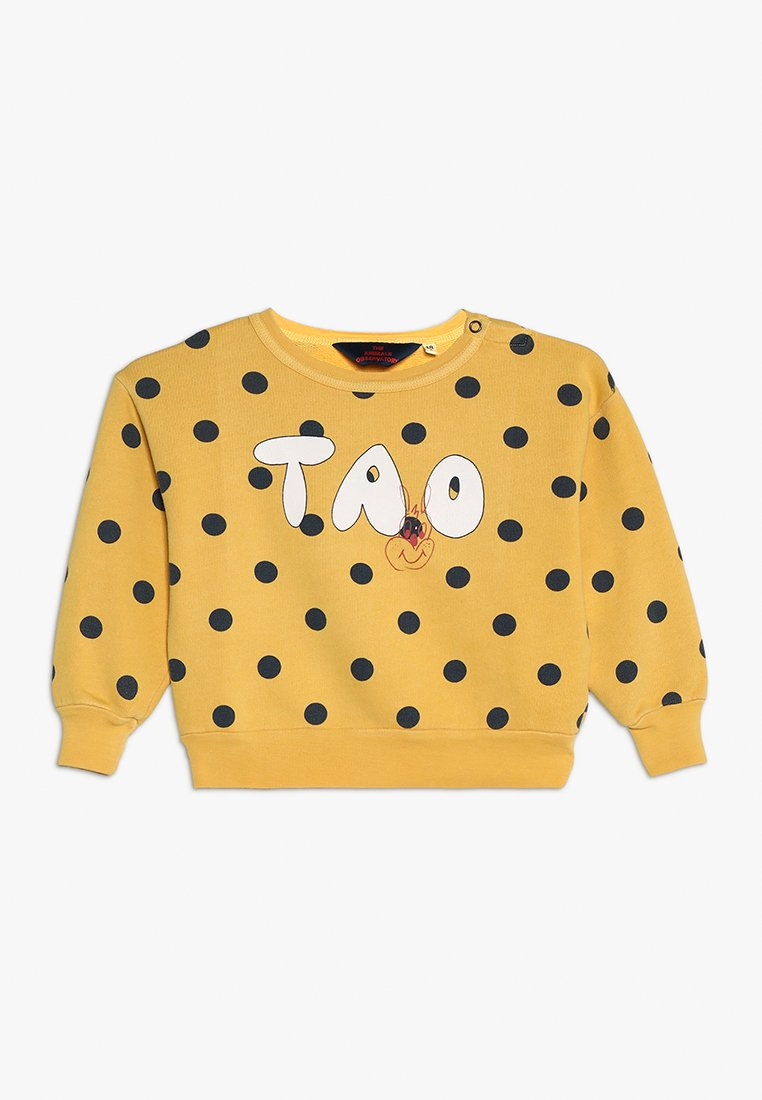 THE ANIMALS OBSERVATORY - BEAR BABY - Sweatshirt - yellow