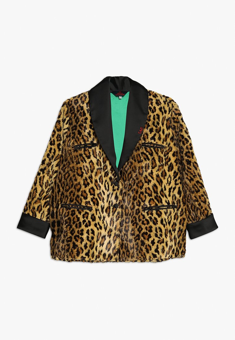 THE ANIMALS OBSERVATORY - CHEETAH KIDS COAT - Blazer jacket - brown