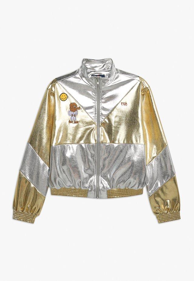 GOLDEN FOX KIDS - Bomberjacke - gold