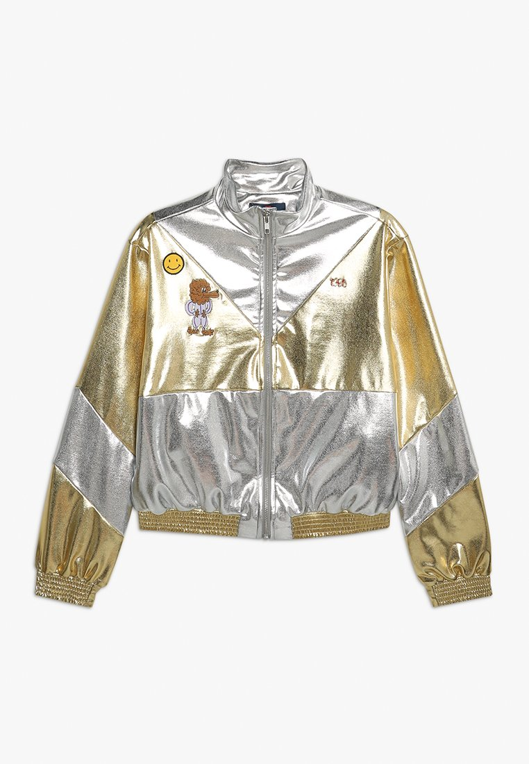 THE ANIMALS OBSERVATORY - GOLDEN FOX KIDS - Chaquetas bomber - gold