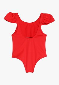 THE ANIMALS OBSERVATORY - OCTOPUS KIDS SWIMSUIT - Badeanzug - red - 1