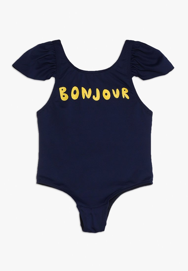THE ANIMALS OBSERVATORY - OCTOPUS KIDS SWIMSUIT - Badedragter - navy blue