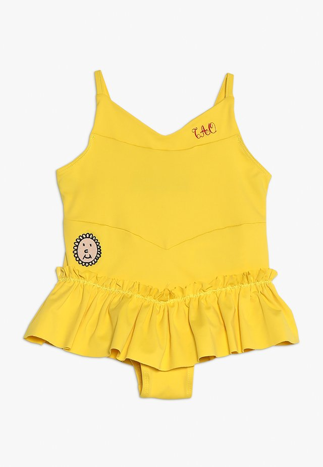 CLOWNFISH KIDS SWIM - Plavky - yellow