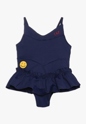 CLOWNFISH KIDS SWIM - Swimsuit - navy blue