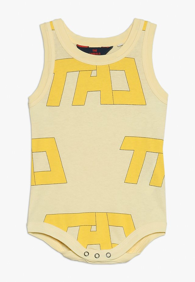 TURTLE BABIES TAO BABY - Body / Bodystockings - yellow