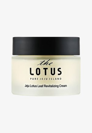 JEJU LOTUS LEAF REVITALIZING CREAM 50ML - Dagkräm - -