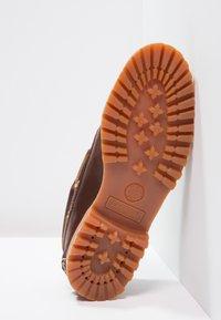 Timberland - AUTHENTICS  - Chaussures bateau - braun - 4