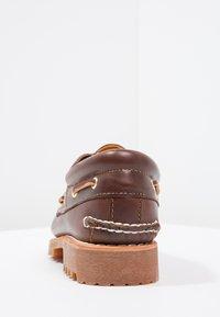 Timberland - AUTHENTICS  - Chaussures bateau - braun - 3