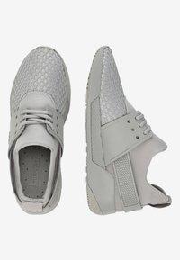 Timberland - KIRI UP OXFORD - Trainers - light grey - 1