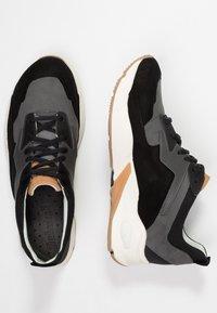 Timberland - DELPHIVILLE - Sneaker low - black - 3