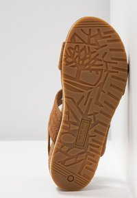 Timberland - MALIBU WAVES 2BAND - Sandals - rust - 9