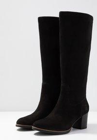 Timberland - ELEONOR STREET TALL - Boots - black - 4