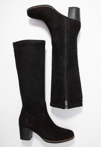Timberland - ELEONOR STREET TALL - Boots - black - 3