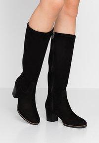 Timberland - ELEONOR STREET TALL - Boots - black - 0
