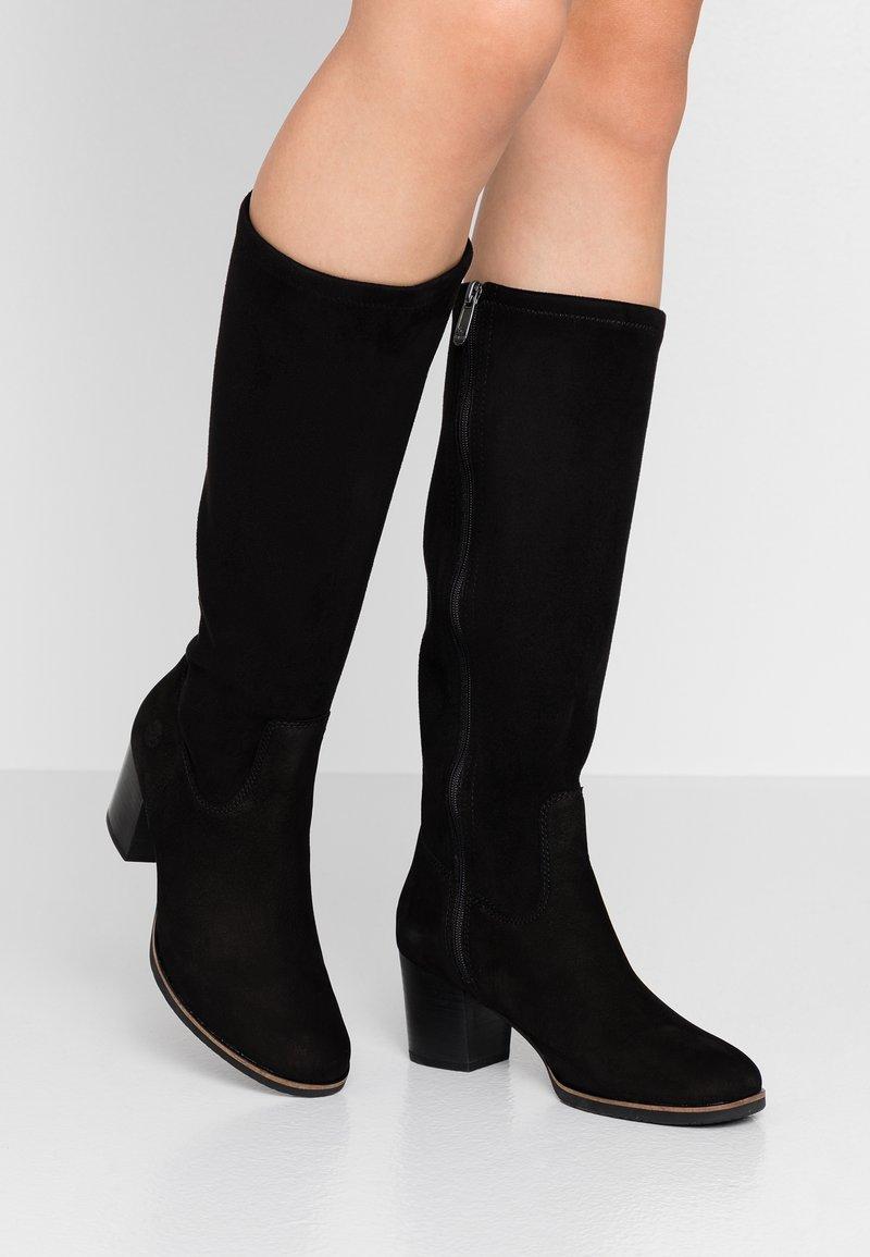 Timberland - ELEONOR STREET TALL - Boots - black